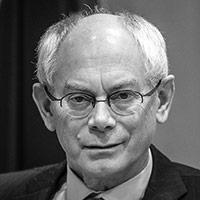 Herman Van Rompuy door Michiel Hendryckx